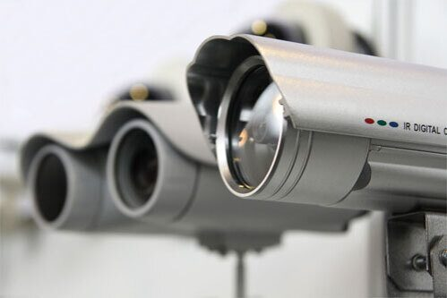 Design and installation of video surveillance systems and alarm systems